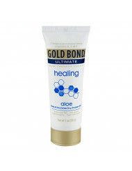 Gold Bond Ultimate Healing Skin Therapy Lotion Aloe Travel Size 1 Oz (Pack of 6)