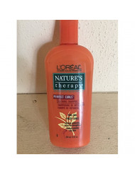 Loreal Natures Therapy Perfect Curls Defining Shampoo for Dry, Frizzy Curls 12 Oz/355ml