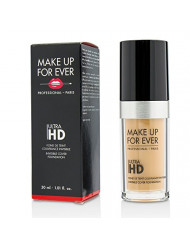 Make Up For Ever Ultra HD Invisible Cover Foundation - # Y305 (Soft Beige) 30ml/1.01oz
