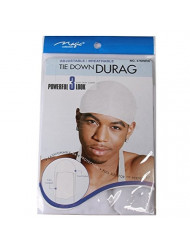 Durag (White) by Sports Magic Collection