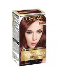 L'Oreal Superior Preference - 5MB Medium Auburn (Warmer) 1 Each (Pack of 3)