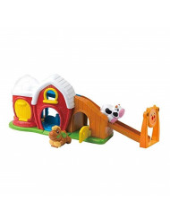 Little Learner Roll Around Barn Playset