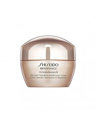 Shiseido Benefiance Wrinkleresist24 Intensive Nourishing and Recovery Cream, 1.7 Ounce