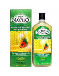 TIO NACHO Mexican Herbs Shampoo 14 oz (Pack of 2)