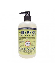 Liquid Hand Soap 12.50 Ounces, Lemon Verbena 6 Pack