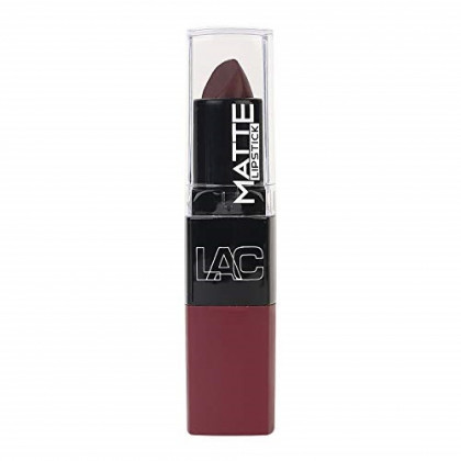 L.A. Colors Matte Lipstick, Bewitched, 1 Ounce