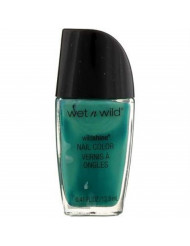 wet n wild Shine Nail Color, Be More Pacific, 0.41 Fluid Ounce