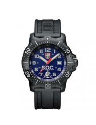 Luminox L.S.O.C. Black Stainless Steel Mens Watch Set