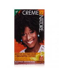 Creme of Nature Liquid Hair Color, Jet Black
