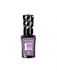 Wet & Wild Wonder Gel 1-Step Nail Color 728a Lavender Out Loud, 2.2 Ounce