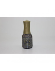 Orly Epix Flexible Color, Party in the Hills, 0.6 Ounce