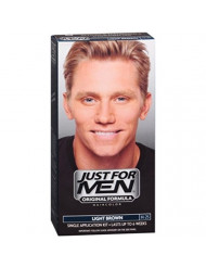 Just For Men Lt Brwn #25 Size 1ct Just For Men #25 Light Brown Haircolor