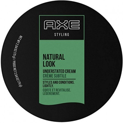 AXE Natural Look Understated Cream, 2.64 oz (75 g) (Bundle of 3)