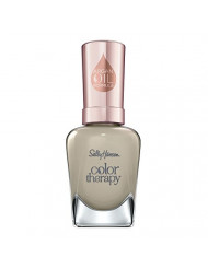 Sally Hansen Color Therapy Nail Polish, Make My Clay, Pack of 1