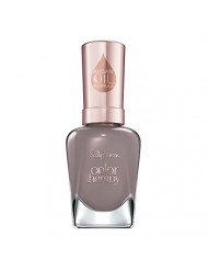 Sally Hansen Color Therapy Nail Polish, Steely Serene, Pack of 1
