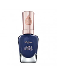 Sally Hansen Color Therapy Nail Polish, Good as Blue, Pack of 1
