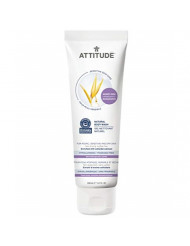 ATTITUDE Natural Body Wash for Sensitive Itchy and Dry Skin, Sulfate-Free, Certified by NEA, Fragrance-Free, 8.1 Fl Oz