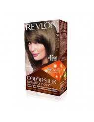 Revlon Colorsilk Beautiful Color, Light Ash Brown, 1 Count
