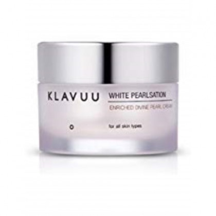 KLAVUU WHITE PEARLSATION Best Enriched Divine Pearl Cream 50ml
