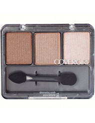Covergirl Eye Enhancers Quick-Kit-Trio Shadow 110 Shimmering Sands, 0.3 Ounce