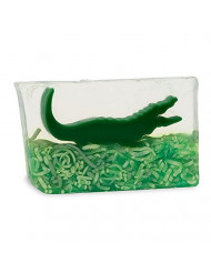 Primal Elements Wrapped Bar Soap, Alligator, 5.8 Ounce