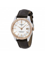 Tissot T-Classic Ballade Automatic Silver Dial Men's Watch T108.408.26.037.00