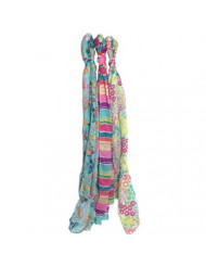 Stylish Spring/Summer Fashion Scarves, Pack of 3