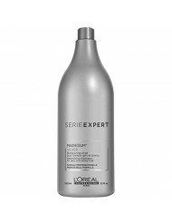 L'OREAL Serie Expert Magnesium Silver Shampoo (New Packaging), 50.7 Oz, Mutilcolor