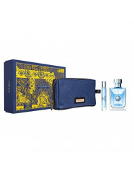 Versace Pour Homme Gift Set, 3 Count