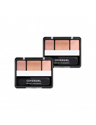 Covergirl Instant Cheekbones Contouring Blush, Sophisticated Sable 240, 2 Count