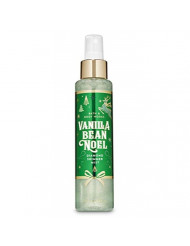 Bath Body Works Vanilla Bean Noel Diamond Shimmer Mist