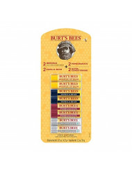 Burt's Bees 100% Natural Moisturizing Lip Balms, 8 Count