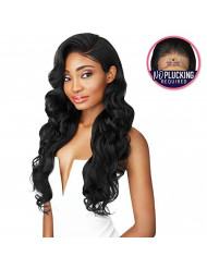 """Outre Lace Front Perfect hairline Fully Hand-Tied 13"""" x 6"""" Lace Wig LANA (1)"""