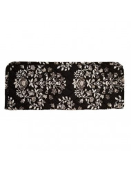 Vera Bradley Curling & Flat Iron Cover (Chandelier Noir)