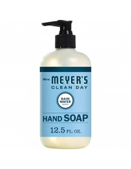 Mrs. Meyer's Liquid Hand Soap, Rainwater, 12.5 OZ