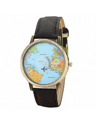 Women's Quartz Watch, Unique Simulation Fashion Clearance Lady Watches Women's Watch Sale Women's Casual Watch, Round Dial Comfort PU Leather Watch
