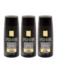 Axe, Body spray, gold oud wood & dark vanilla - 150ml/5.07oz