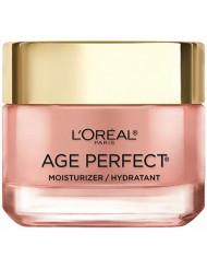 Face Moisturizer by L'Oreal Paris Skin Care, Age Perfect Cell Renewal Rosy Tone Face Moisturizer with LHA and Imperial Peony, Anti-Aging Day Cream for Face, Non-greasy, 2.55 Ounce