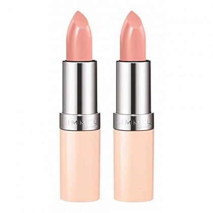 Rimmel Lasting Finish Lip By Kate Nude Collection in 41, Pack of 2