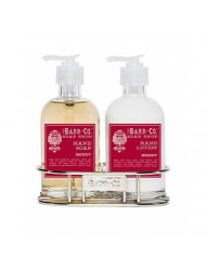 Barr Co Hand & Body Duo with Caddy (Berry)