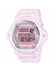 Casio Women's Baby-G Digital Watch, Pink (PNK/4), One Size