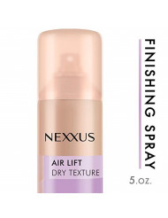 Nexxus Between Washes Finishing Spray For Hair Texture and Frizz Control Air Lift Weightless 5 oz