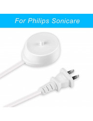 Replacement Charger Base for Philips Sonicare HX6100 Electric Toothbrushes, Travel Charger for Philips Sonicare HX8910 HX8911, HX6000 Series, Fits Sonicare Airfloss, Airfloss Ultra Electric Flosser