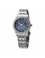 Citizen Watches Silhouette Crystal EM0770-52Y Silver Tone One Size