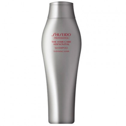 Shiseido The Hair Care Adenovital Shampoo, 8.5 Ounce