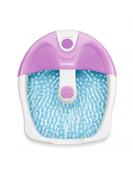 Conair Foot Spa/Pedicure Spa with Soothing Vibration Massage