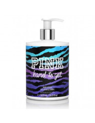 Victoria's Secret New for 2012 Pink Hard to Get 16.9 Oz Body Lotion with Cattleya Orchid and Crystal Amber