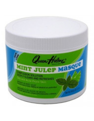 Queen Helene Jar Mint Julep Masque 12 Ounce (354ml) (3 Pack)