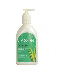 Jason Soothing Aloe Vera Pure Natural Hand Soap, 16 Fluid Ounce