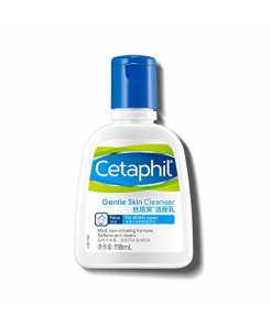 Cetaphil Gentle Skin Cleanser, 4.0 -Ounce Bottles (Pack of 6)